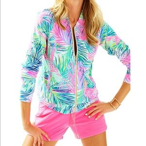 ISO Lilly Pulitzer Joleen Bomber